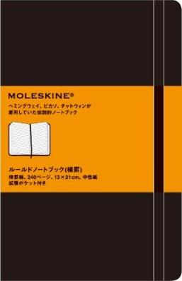 MOLESKINE@[hm[gubNi[Wj